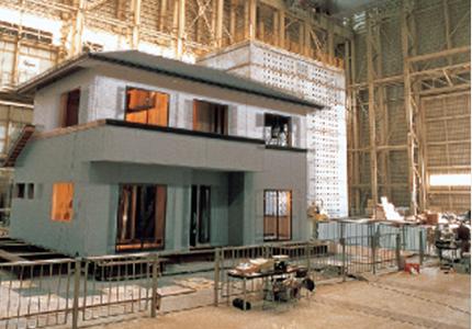 地震などの自然災害に負けない強い木造住宅。