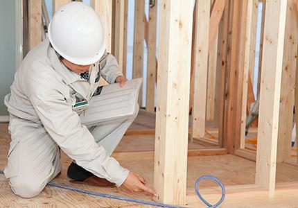 Defense安全・安心 耐震構造と体に優しい住まい